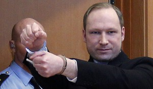 Anders Behring Breivik : Norway feminist's society has gone too far.