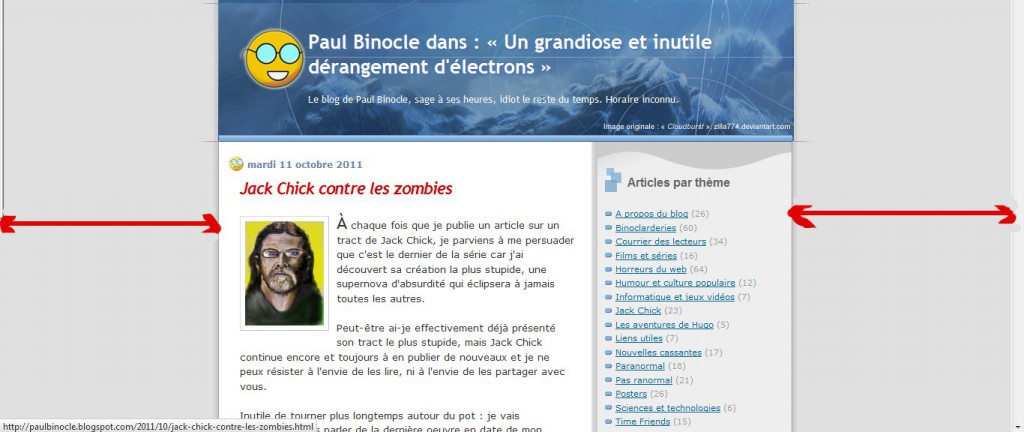 Paul Binocle 1