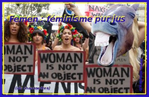 Femen : la France n'est pas la poubelle de l'Ukraine
