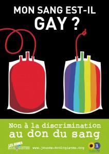 Ils mettent nos vies en danger au nom de leur idéologie. L'homosexualité vue comme un suicide collectif.