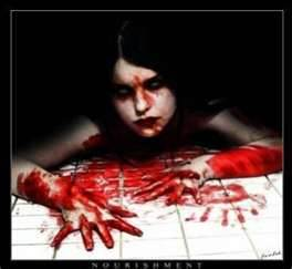 marre de sang,peur,femme,règles