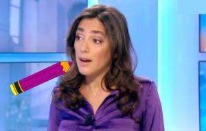 (Vidéo) L'affaire du stylo, l'humour est mort ce soir avec Anna Cabana.
