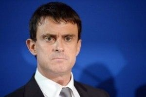 Valls autoritaire