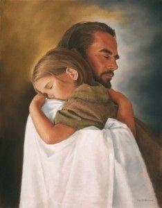 Jésus n'était pas une fiotte.