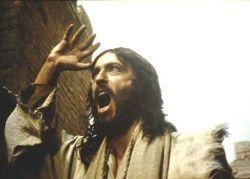Jésus colère
