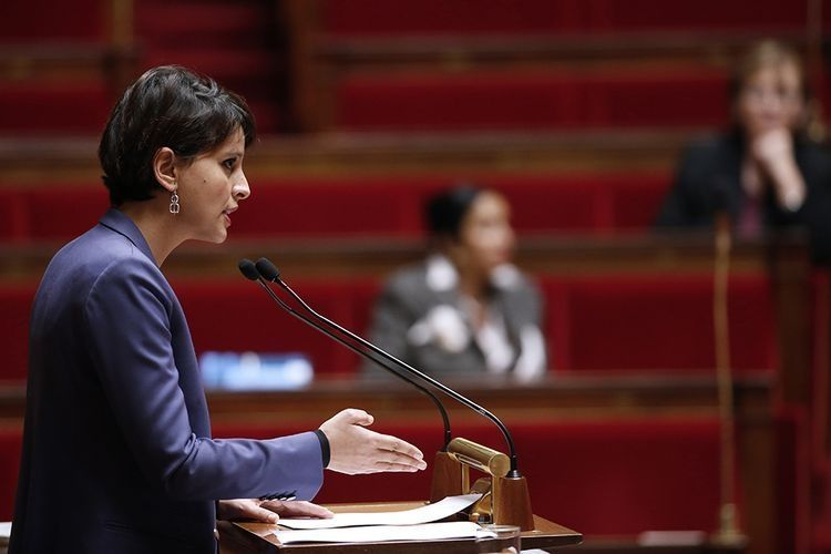 Najat Vallaud féminisatiion assemblée nationale
