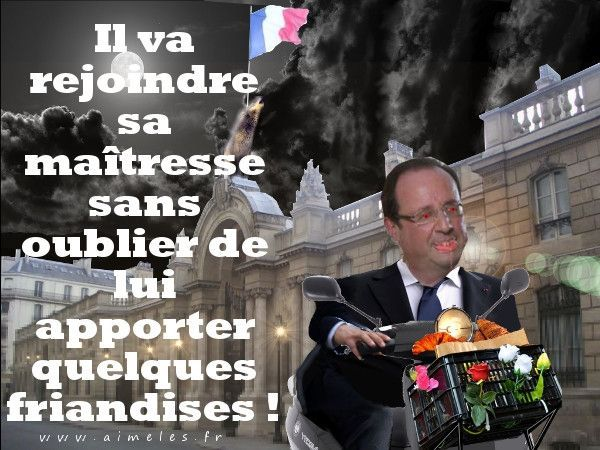 Francçois Hollande Julie Gayet