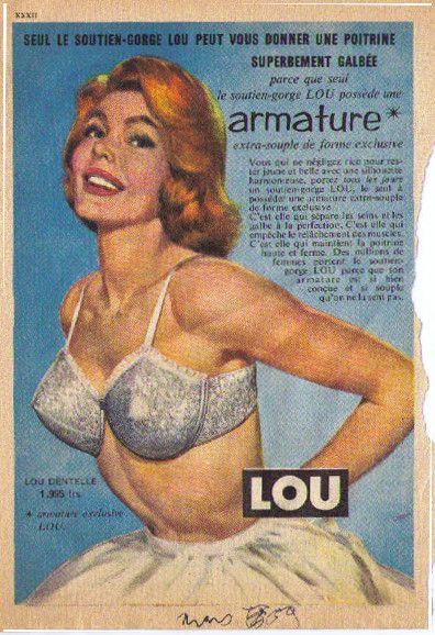 Lou armature mars59