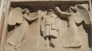 1924 momument au morts de perpignan
