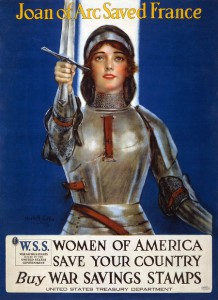 Joan_of_Arc_WWI_lithograph2 1918