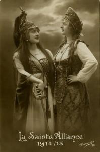 russe france 1915