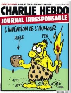 (Loi naturelle) Charlie Hebdo est mort de sa bêtise