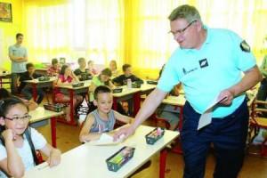 Gendarmerie école