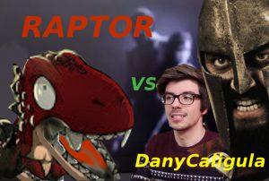 (Censure) Raptor Dissident vs Seclin et Caligula, enfin la guerre