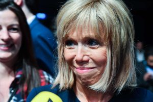 Une présidente pédophile à la tête de la France