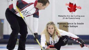(JO de Pyeonchang) Curling et autres considérations antiféministes