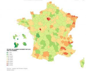 (Statistique Insee) Plus une région est féminisée, plus elle est pauvre