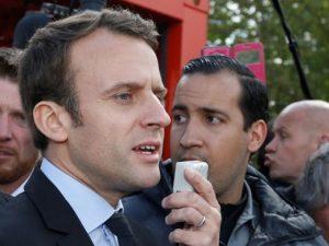 Emmanuel Macron le père, Alexandre Benalla le fils